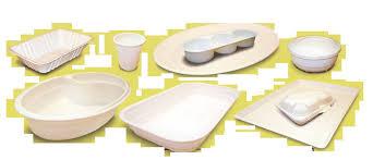ظروف یکبار مصرف کاغذی رستوران
