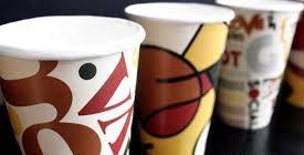 لیوان یکبار مصرف کاغذی باکیفیت