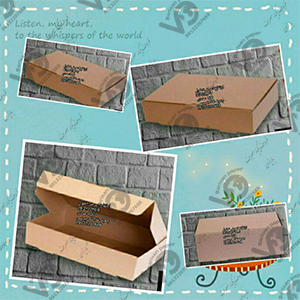 تولید جعبه بسته بندی غذا