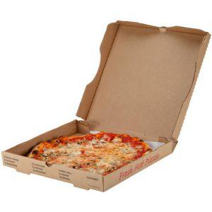 لیست قیمت جعبه پیتزا کرافت