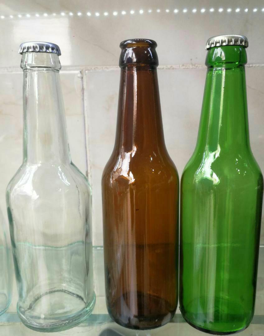 قیمت شیشه دلستر سبز